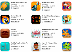 cool apps for ipad