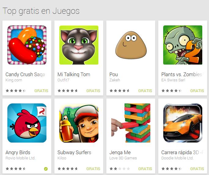 app aplicaciones android