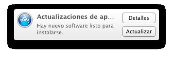 no actualizar app store