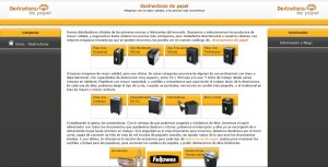 destructoras-de-papel.es